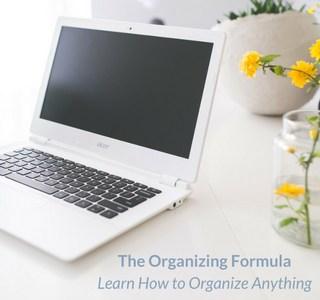 Free Organzing Course
