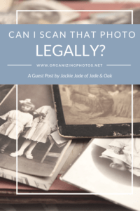 Can I scan that photo legally? Understanding copyright and fair use