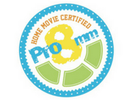 Pro8mm Home Movie Certified