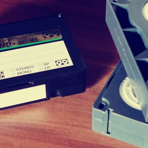 Keep, Toss, or Recycle? What to do with Your Outdated Media