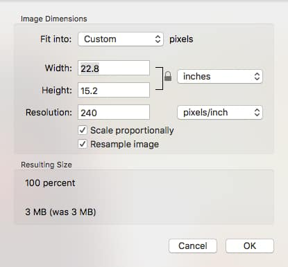 Native Organizing, Part 4: Editing Your Photos in the Preview App