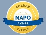 NAPO Golden Cirlce Member