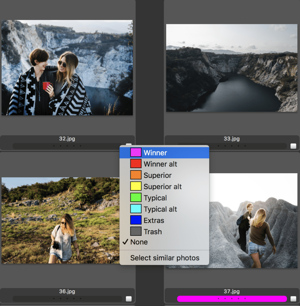 5 Great Tips on How to Cull Your Photos to Make the Best Ones Shine | OrganizingPhotos.net