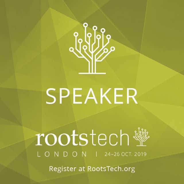2019 RootsTech London Speaker