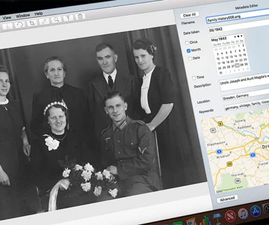 SnipTag: The Easiest Way to Caption Your Scanned Photos   OrganizingPhotos.net