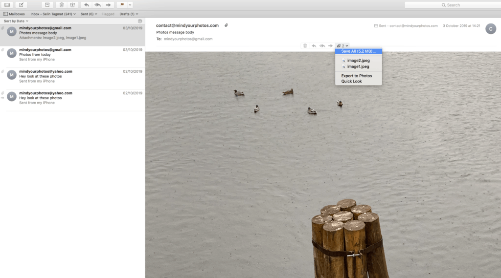 How to Extract & Save Photos from Your Email Accounts | OrganizingPhotos.net