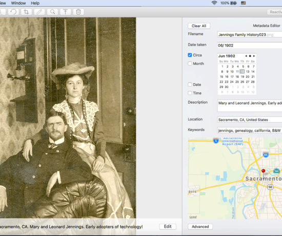 SnipTag: The Easiest Way to Caption Your Scanned Photos | OrganizingPhotos.net