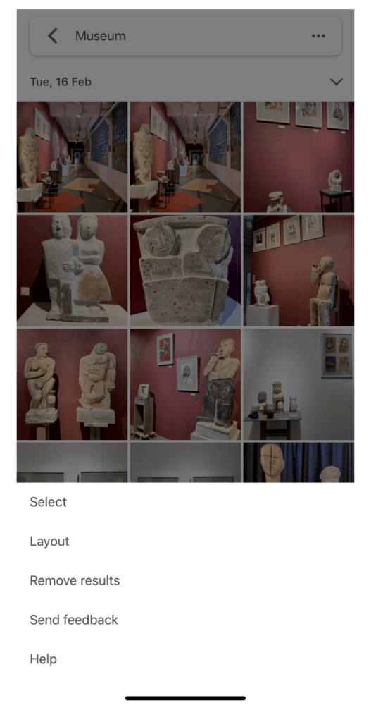 Google Photos Albums