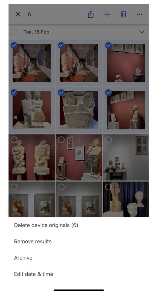 Google Photos Free Up Space