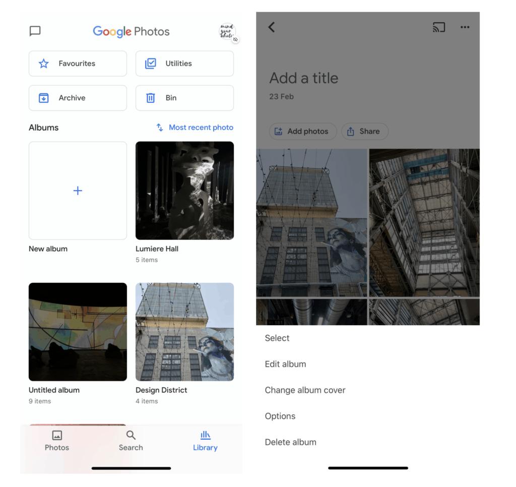 How to Use Google Photos for Organizing Memories | OrganizingPhotos.net