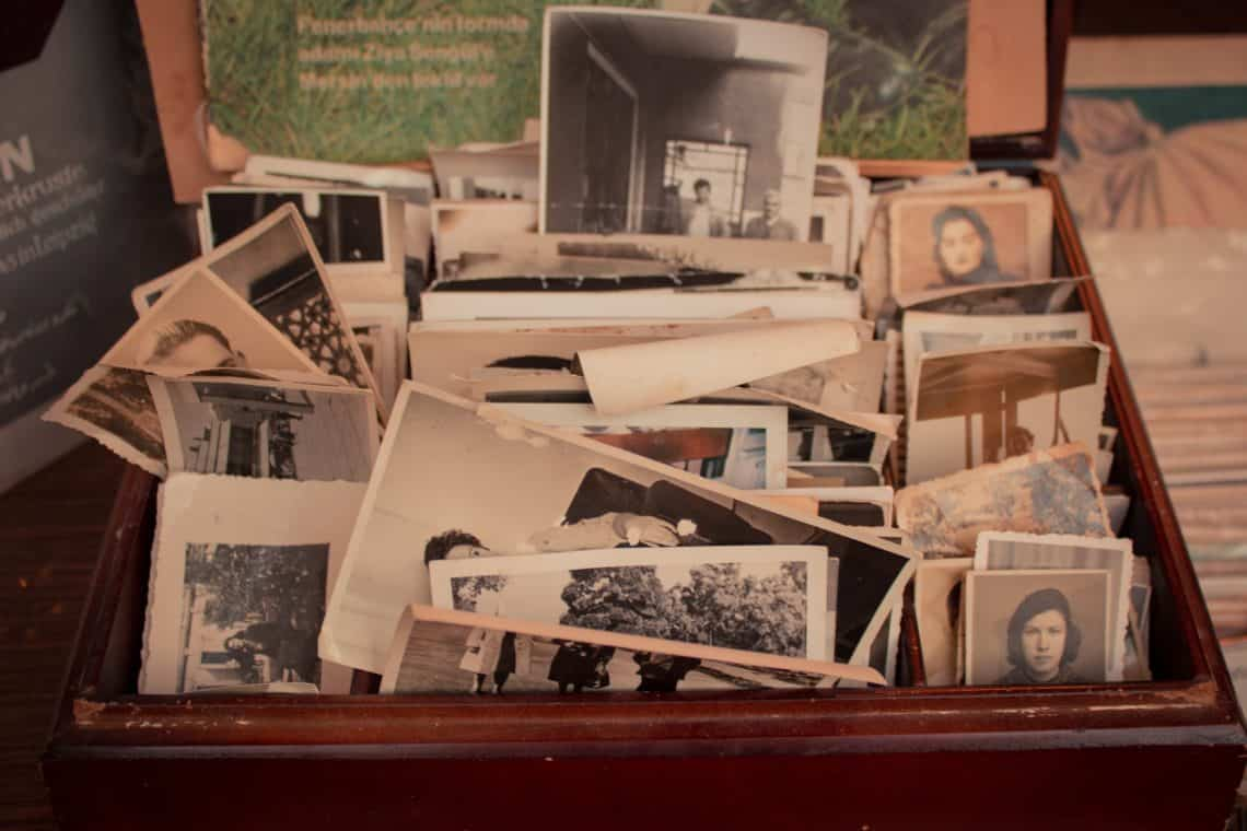 How to Store, Share, and Care for Old Printed Photos